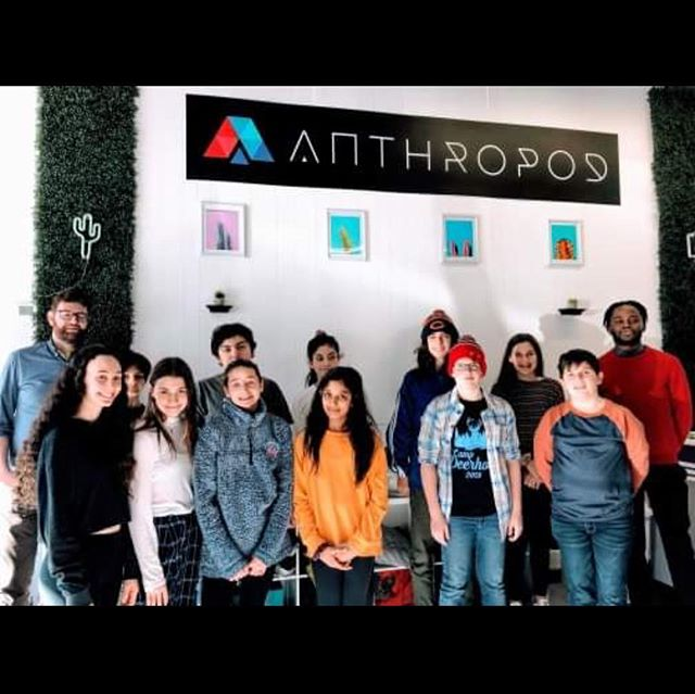 Recently, we had a 7th & 8th grade class come from Near North Montessori. AnthroPod's curriculum implementing VR was able to improve the students engagement, performance, and retention.  #learning #educating #educationtechnology #dream #anthropodvr #virtualreality #chicago #htc #htcvive #oculusrift #oculus #oculusgo #vr #arcade #gamers #educators #AR #googlevr #daydreamvr #windowsmr #musicgames #beatsaber #designer #oreative #education #learning #anthropodvr #future #depaul #lincolnpark #vrineducation