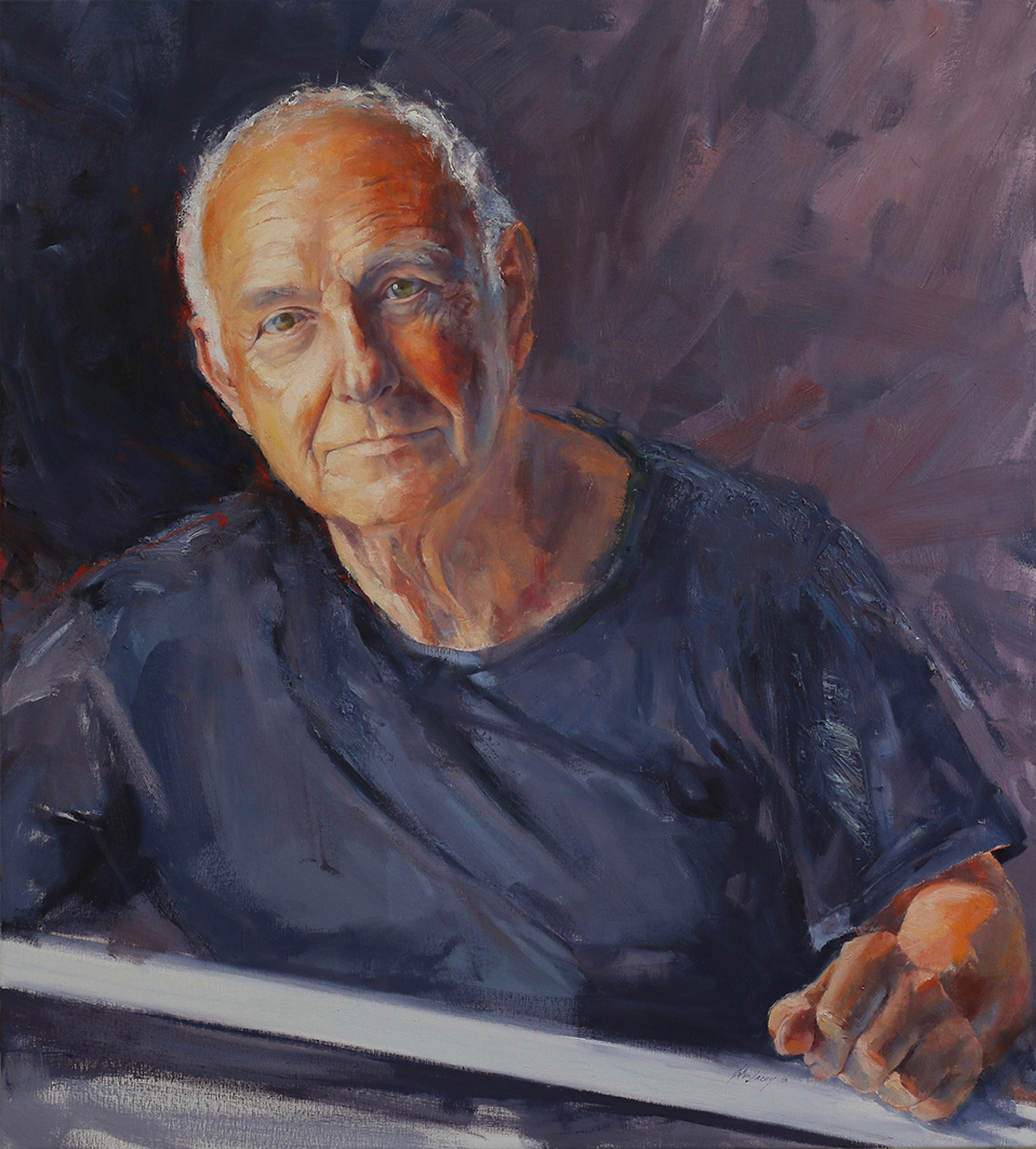 Ron Langman    SOLD