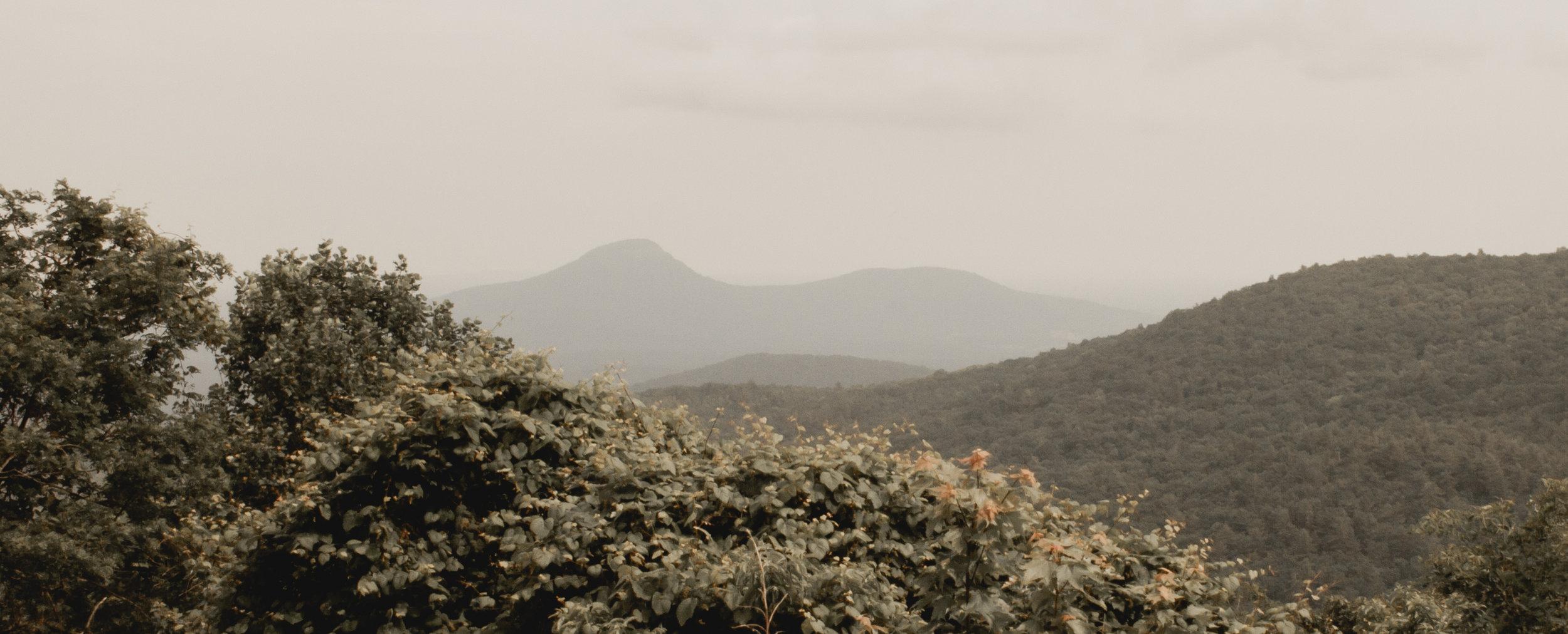 Blood Mountain Georgia