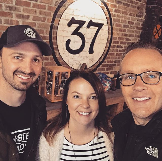 Beth and I stopped at the new Mercantile 37 today. Super proud of our friends Nick and Emma Roudebush for creating an amazing coffee shop and store! We are leaving inspired.