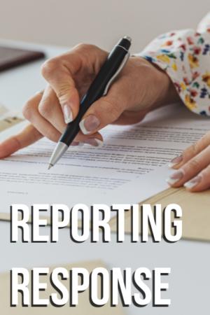 Reporting Response