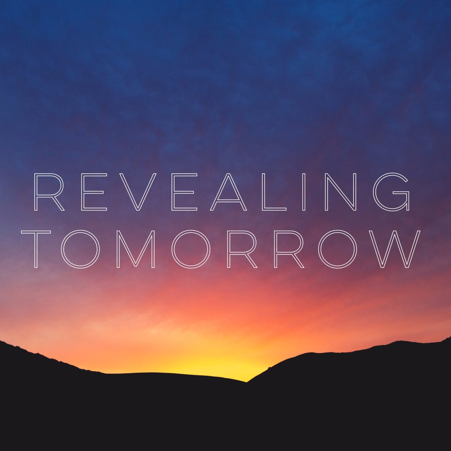 Revealing Tomorrow - with Ian Clayton