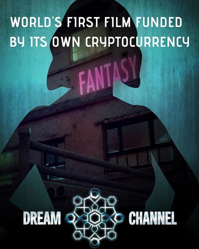 "📣 Direct from #Cannes2018, we're proud to announce our powering of Dream Coin, a breakthrough model for funding films on the blockchain, debuting with experimental film and series, ""Dream Channel""! #DreamChannel is the world's first feature film and series funded by its own #cryptocurrency, #DreamCoin, that is actually featured in the film as a key plot device. In another global first, the film frames may be purchased with #DreamFrames, a companion crypto-collectibles game that creates a new film financing structure. Dream Frames issues Dream Coin tokens for each frame in the film, allowing investors to purchase royalties by a simple smart contract on the Ethereum blockchain. The format solves a major problem in film financing by connecting buyers and sellers directly and providing investors with a trackable and transparent royalty structure. 🙌 🙌 🙌 🙌 🙌 🙌 Dream Channel is a sci-fi story about an esports game run by cryptocurrency gangsters played inside a virtual reality world called ""The Dream Channel"". The game pits players against each other in a PUBG (Player Unknown Battleground) format through the promise of power over each other's dreams. Players take the electronic elixir, Dream Coin, for access and then earn it as rewards. The status quo changes when an unsuspecting player, Lucy, has a dream about a Grand Royale-style game played in the streets of Amsterdam called FANTASY– requiring its own 'fantasy' coin. This dream becomes the most coveted prize of all, and Lucy becomes the target of players and gangsters who wish to wrestle control of it from her by all means necessary. The film debuted at Cannes last year as a VR Feature and has expanded into a feature film and follow-up series where every scene is shot for the traditional screen and also in VR. It offers audiences full immersion in both that episode's story and an entire Dream Channel virtual world environment. Audiences can explore this world, inspired by the streets of real-life Amsterdam, to enjoy subplots and new characters. 👽🌌🔥 👽🌌🔥 👽🌌🔥 #gazecoin #filmfunding #filmproduction#filmmaking #filmmakers #experimentalfilm #filmnoir #avantgarde #experimentalfilmmaking #mixedreality #VR"