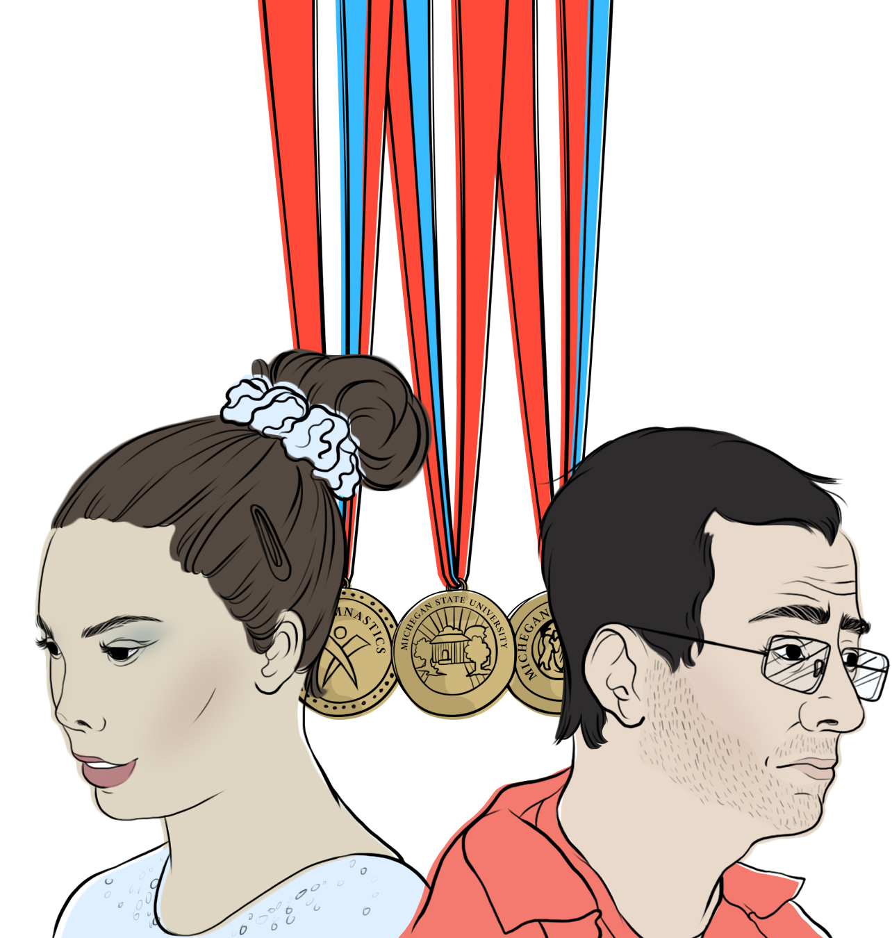 Deep Dive on: Larry Nassar - The Larry Nassar and USA Gymnastics sex abuse scandal is the largest sex abuse scandal in sports in the history of the USA, if not the world. In early 2018, disgraced former USA Gymnastics and Michigan State doctor, Nassar, was sentenced to up to 175 years in prison for sexually abusing over 300 female athletes and at least one male athlete..... read more here