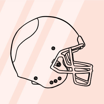 Football Guide, Glossary & FAQ - We're going to give you a quick run-down of how football is played in the US of A, because that's where it's most popular. Football is played on a 100 yard field with goalposts at each end. There are 11 players from each team on the field at once. Through passing or running the football, the point of the game is to score touchdowns and field goals to have the most points at the end of four quarters...read more here