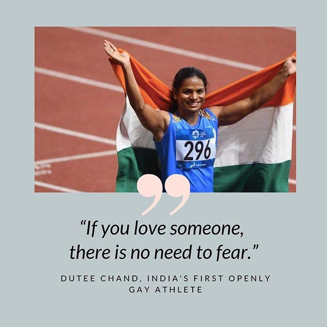 So courageous. Love always wins.👊💕#thegist