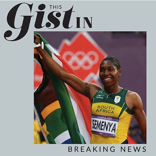 "This GIST in! Caster Semenya (and others) will be ALLOWED to compete in races of all distances after the IAAF's regulations for athletes with ""differences in sex development"" (DSD) was temporarily suspended by Swiss Federal Court. 👏 • Not familiar with this case? In May, two-time Olympic gold medallist, Caster Semenya, lost her appeal against the introduction of new rules regulating hormone levels for athletes with DSD. • This meant that Semenya and others would have had to take medication to reduce their testosterone to compete internationally at 400m to 1  mile events, or just not compete in them at all. • While the genetic gifts that men are born with are celebrated (massive hands like Kawhi Leonard, incredible height like Shaquille O'Neal, superhuman biology like Michael Phelps), this ruling initially told us that women must, quite literally, limit their bodies medically so as not to upset the careful gender balance. We're so glad to see this overturned, even if it's just temporary, it's a step on the right direction! 🙌 #thegist"