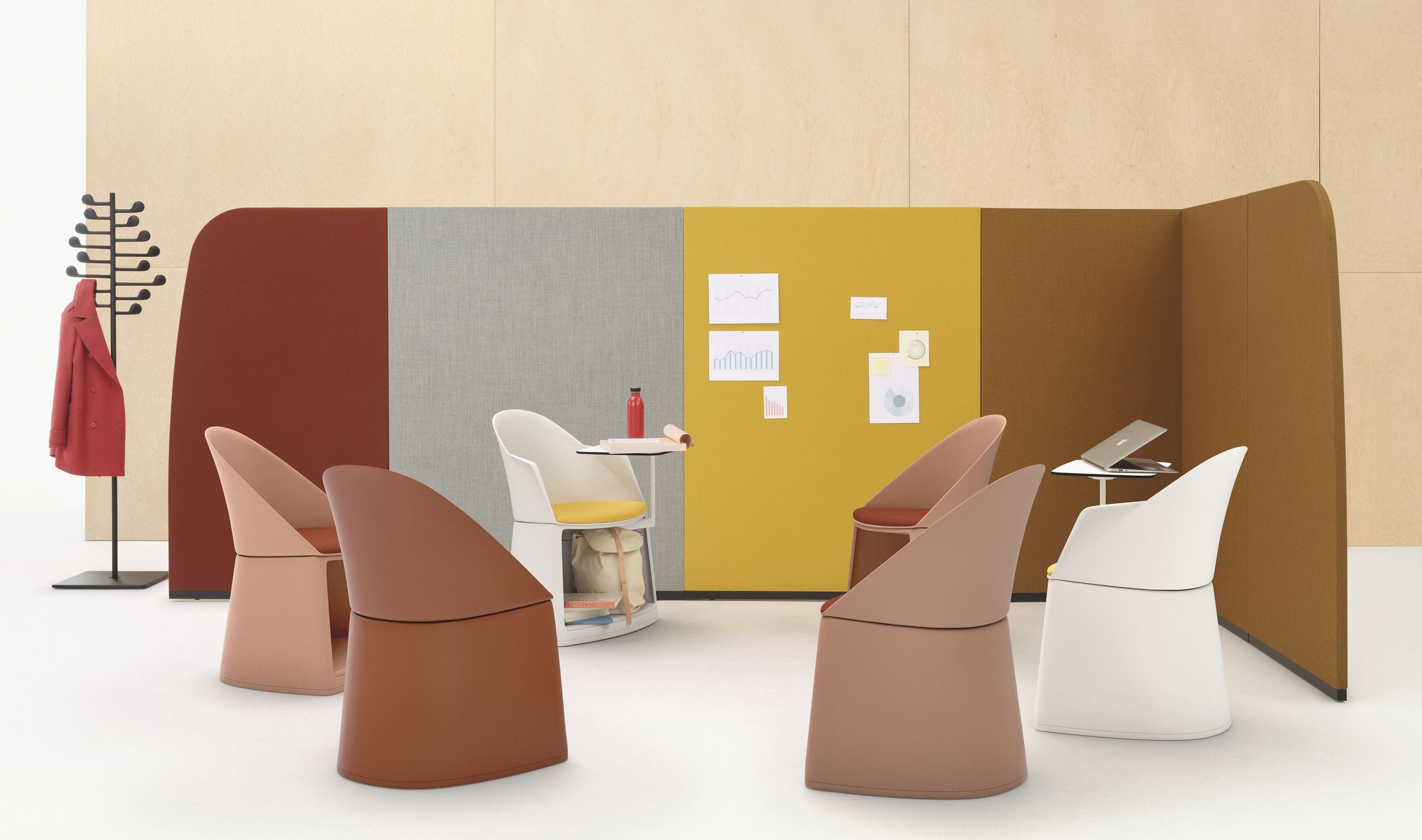 modern chairs for office space