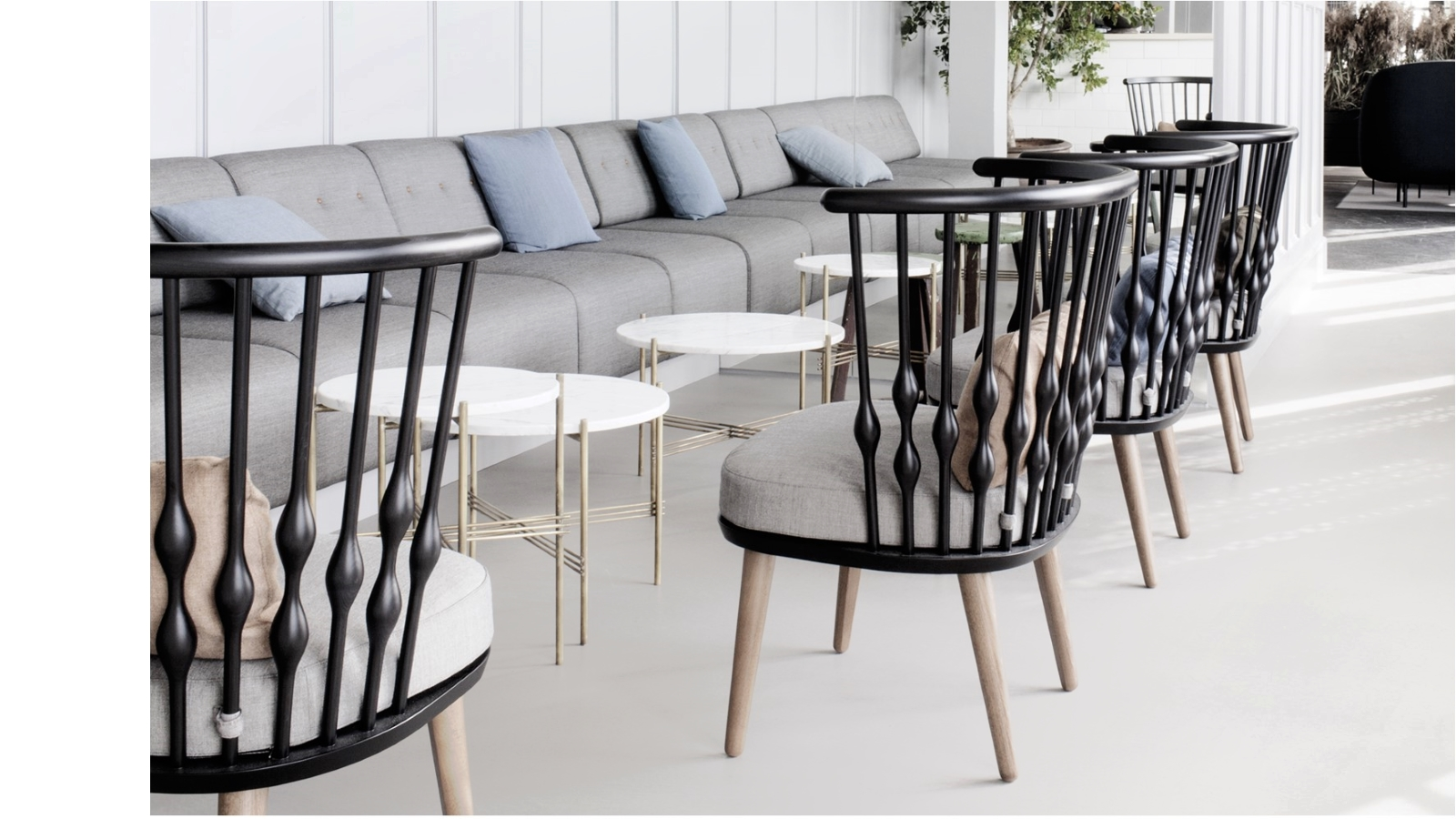 Andreu World chairs