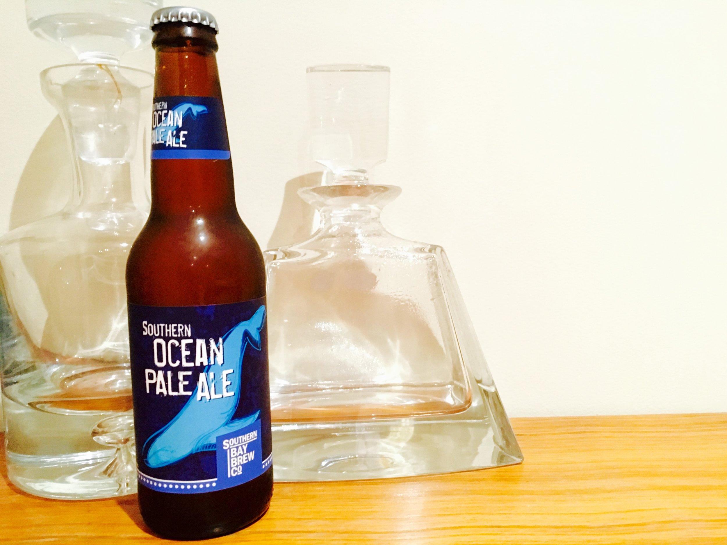 Southern Bay Brew Co. Southern Ocean Pale Ale