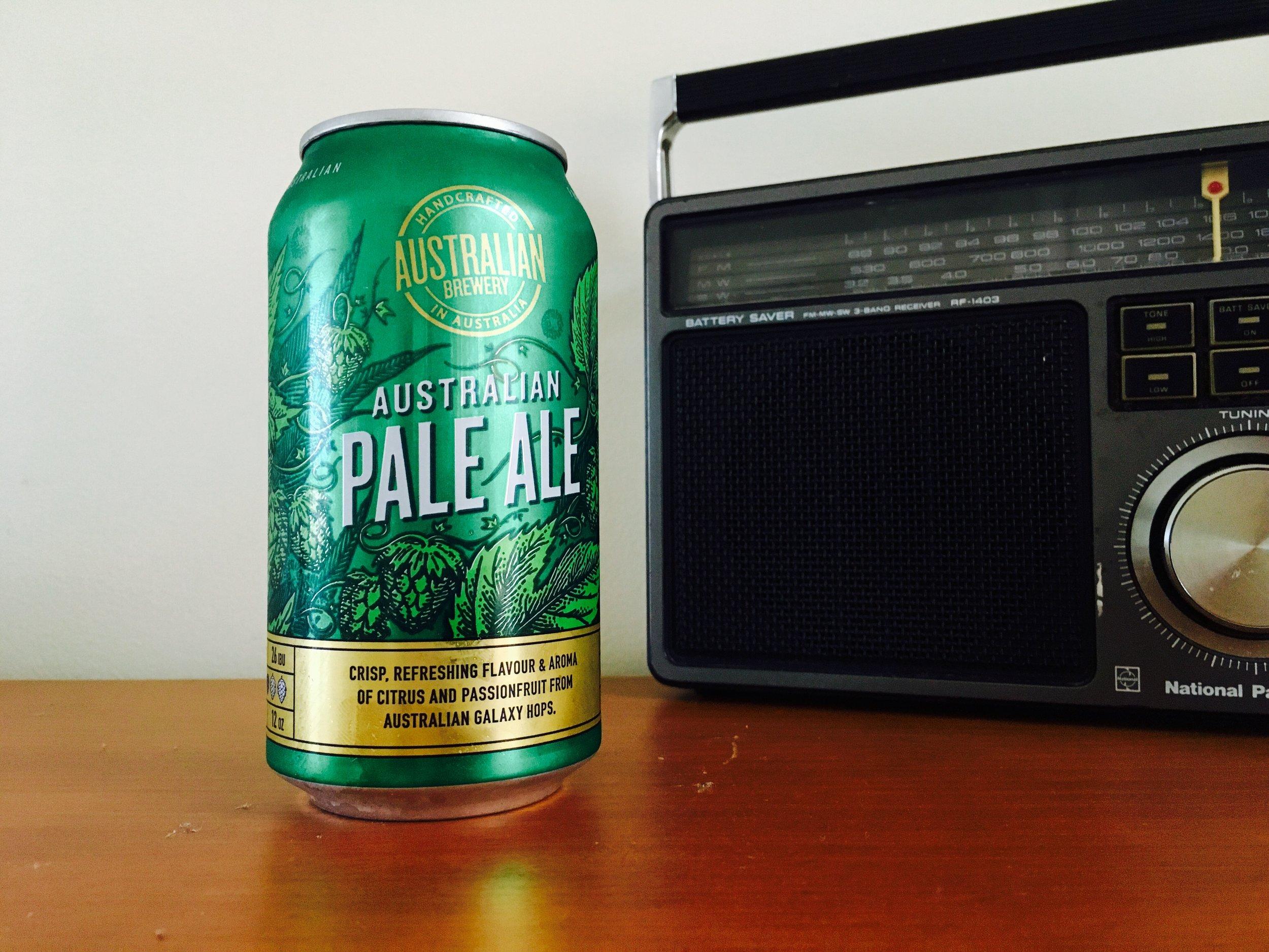 Australian Brewery Australian Pale Ale