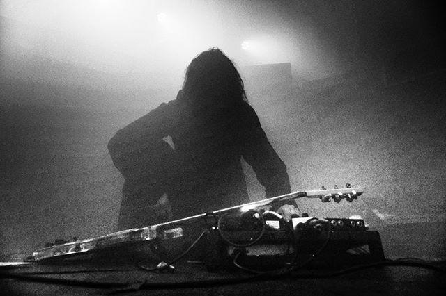 SUNN O))) (SHOSHIN) • 04.29.2019 • SAINT VITUS BAR • BROOKLYN, NY . . . . #sunno #southernlord #lifemetal #saintvitusbar #vitusinstagram #fujifilm #fujifilmxpro2 #xpro2 #fujifeed #photooftheday #bnw #bnwphotography #vviez #vviezphotography #metal #drone #doom #lettherebedrone #revolvermagazine #decibel #cvltnation