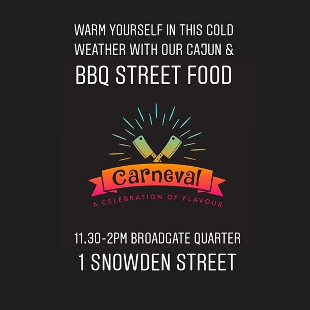 Come and get it! #streetfood#carnevallondon#foodie#instafood#bigmunch#foodstheword#