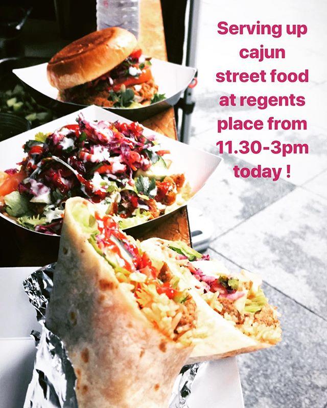 Come and get your fix! #carnevallondon#cajunstreetfood#brisketbeef#shoulderpork#pulledmeat#feedingthepublic#instafood
