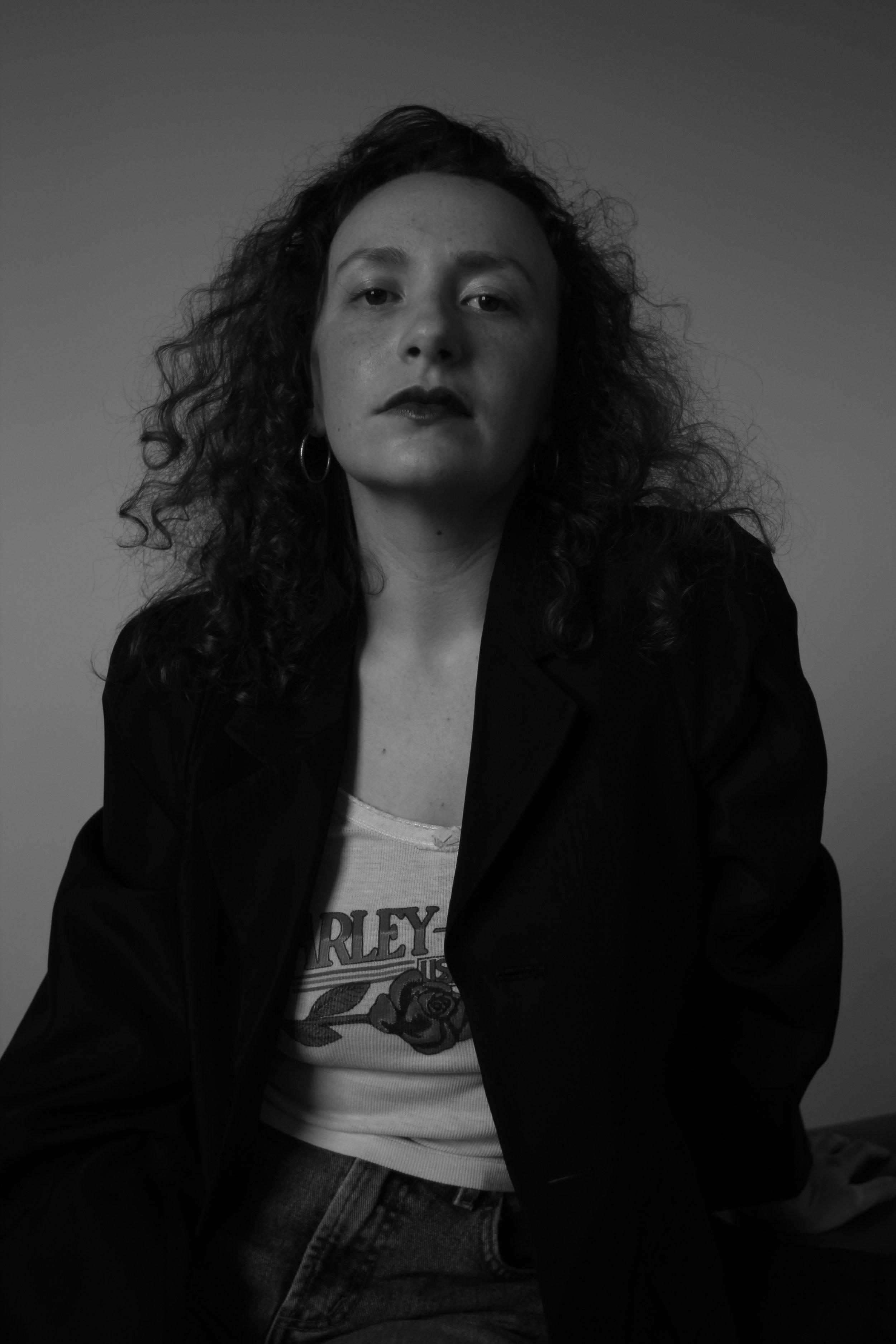 Roxie Perkins - Photo Credit Flannery Silva and Jake Eisenmann