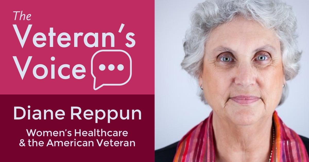 Lt. Colonel Diane Reppun, U.S. Army (Retired)