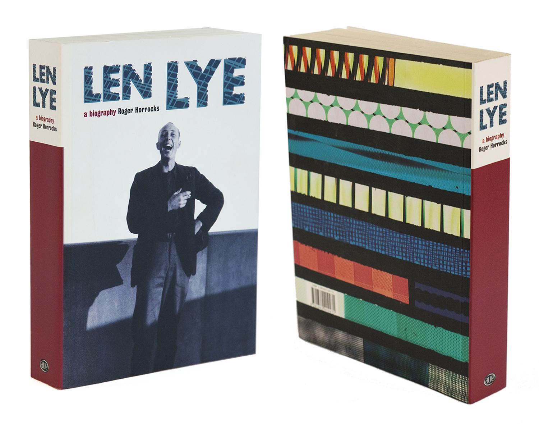 Len Lye, a biography by Roger Horrocks, (AUP)
