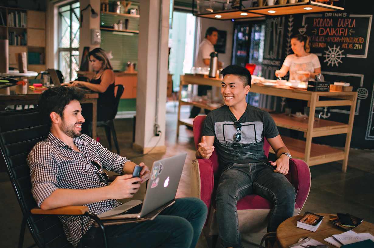 Transforming your mediocre coworking space… - into the go-to choice in your area with more profit, more fun, and more community. Let's do this!