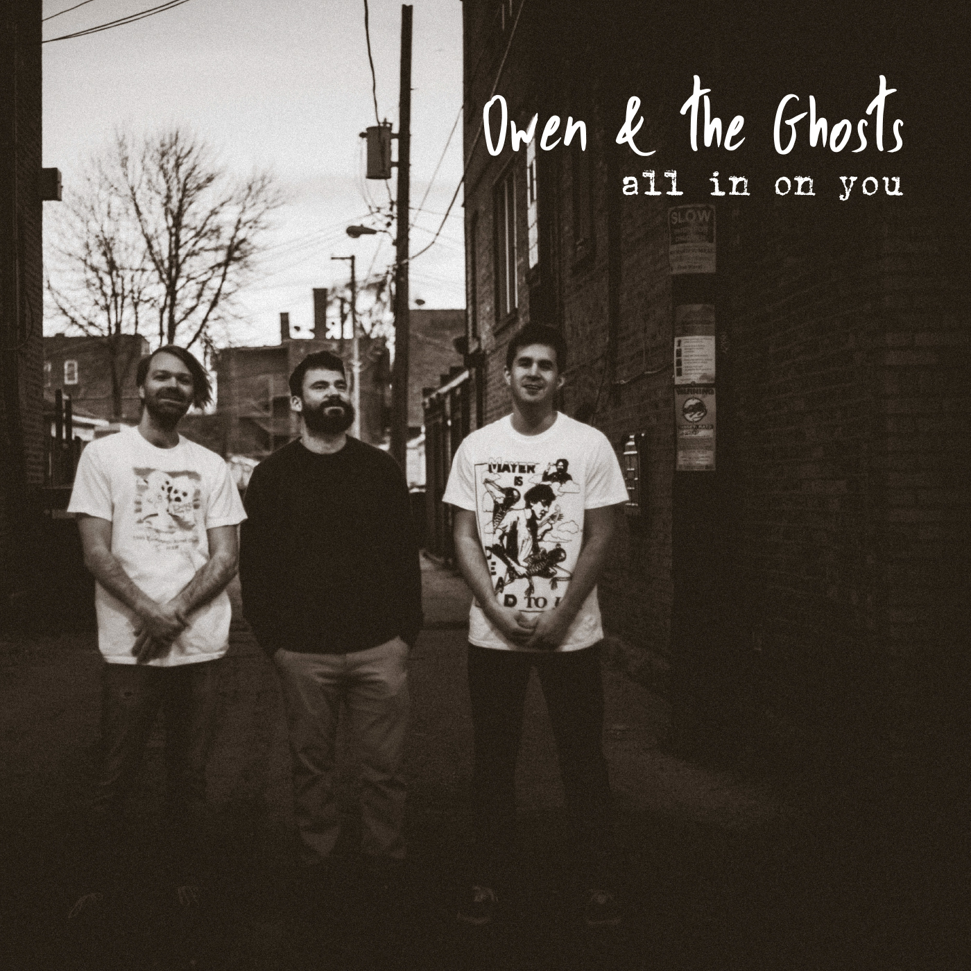Owen And The Ghosts' official EP available now on iTunes and Spotify.