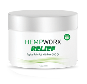 Relief Icy Pain Rub