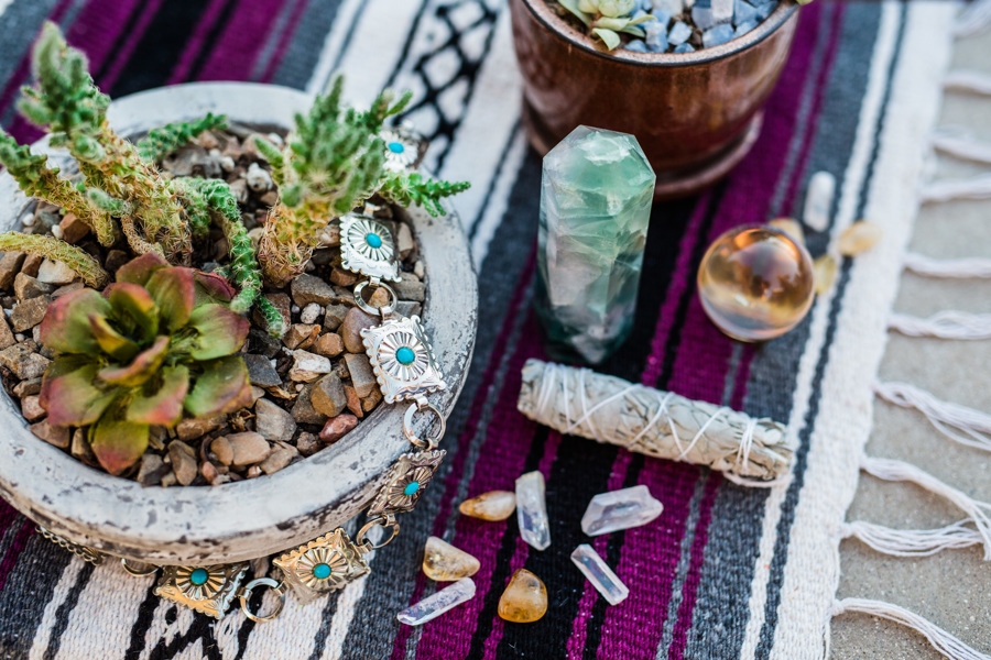What You Receive: - ✰ SIX (6) One Hour Live Coaching Sessions✰ Oracle Card Guidance Every Session✰ Email + DM Support for 3 months✰ THREE (3) Crystals to Help Harmonize Your Energetic Body + Aura✰ ONE (1) Distance Healing to Support Your Spirit + Wellness✰ ONE (1) Bottle of CBD Oil to Alchemize Your Mind + Body + Spirit