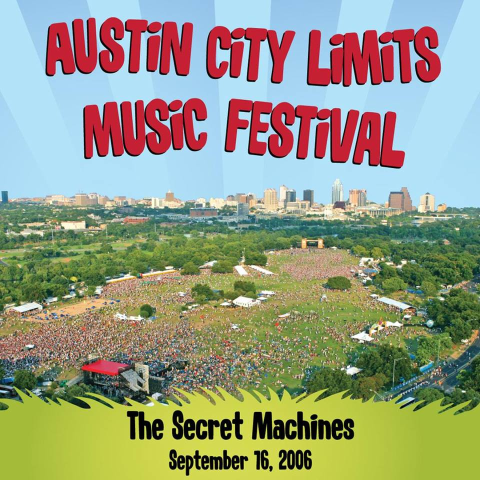 Live At Austin City Limits Music Festival 2006 (iTunes Exclusive EP)