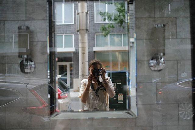 Saturday Reflections ⚡ #citylife  #folklife #fujixt2 #portland #fujiilm