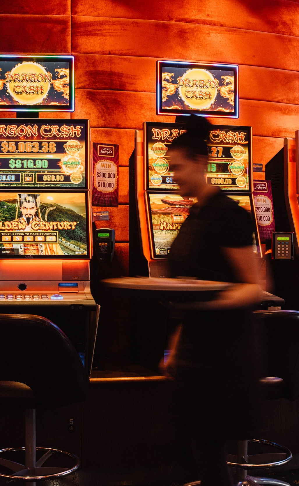 Advanced Gaming Training - Recognised by Consumer and Business ServicesCost: $60pp*Duration: 1 x 7 Hour Day