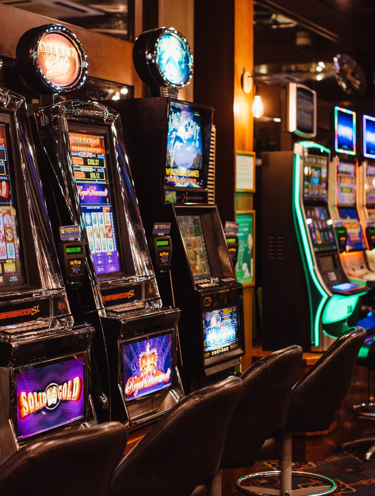 Further Advanced Gaming Training - Recognised by Consumer and Business ServicesCost: $65pp*Duration: 1 x 4 Hour Day