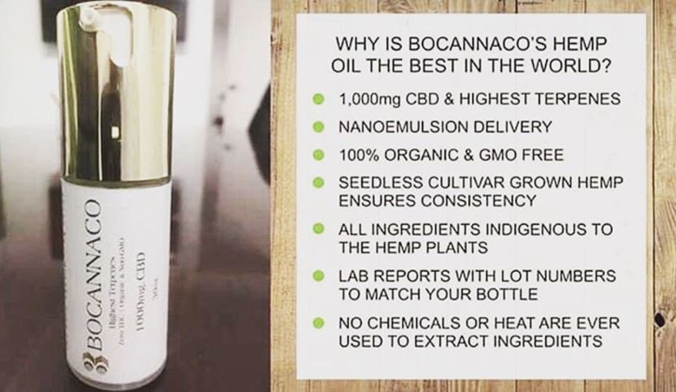 World's Best Hemp Oil - The results we're getting are off the charts because we have a product that is pure, 100% organic, and non-GMO!