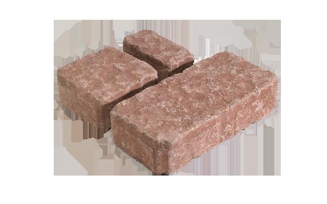 "American Cobble<br> 12x6"", 6x6"", 6x3"""