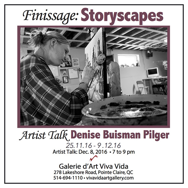 Storyscapes Finissage