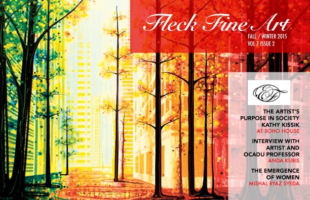 Fleck Fine Art Catalogue 2015