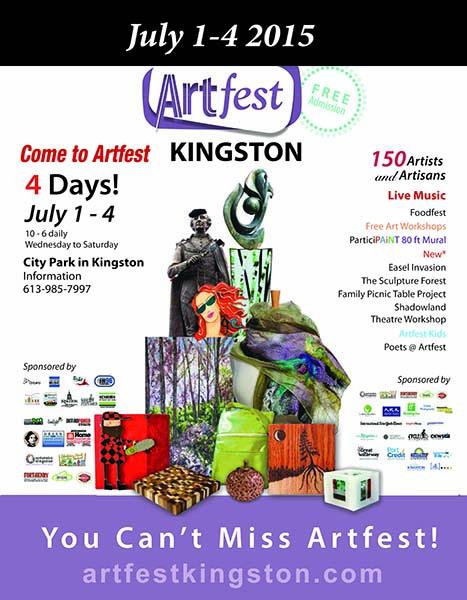Artfest Kingston 2015