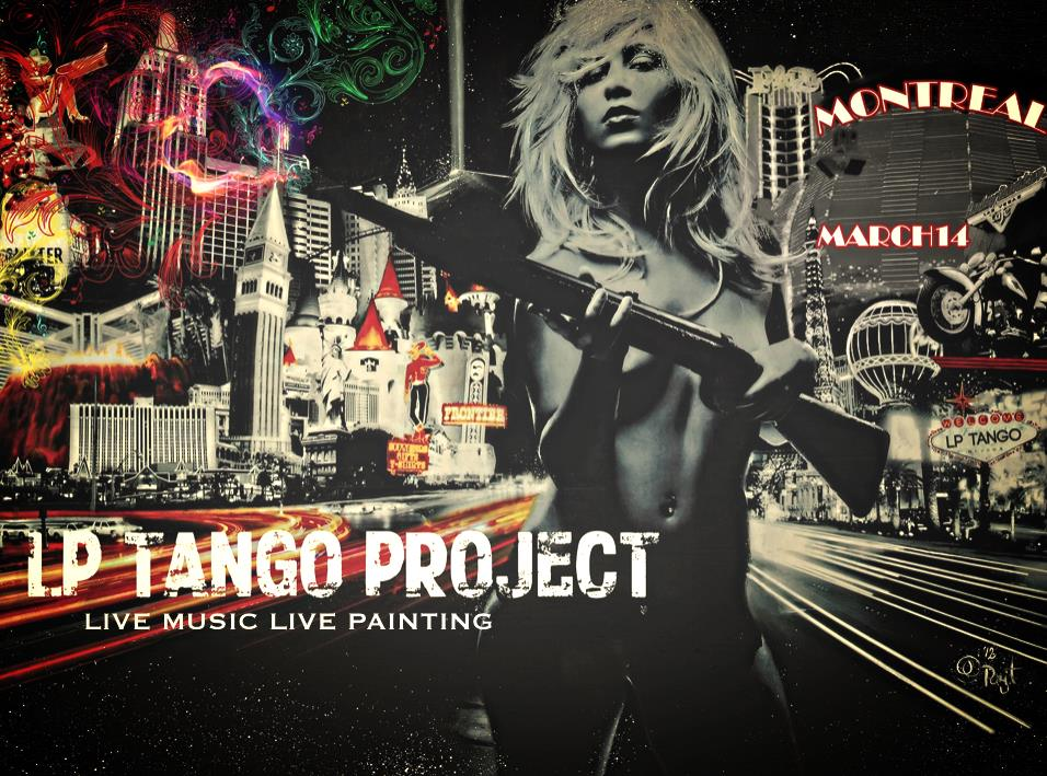 LP Tango Project
