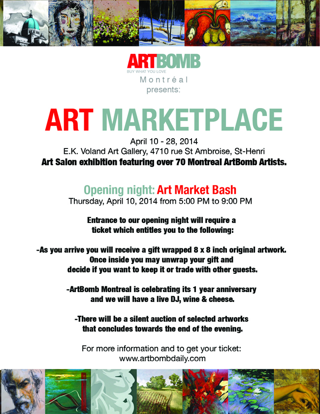 Artbomb Art Marketplace