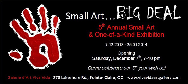 Viva Vida Art Gallery - Small Art Big Deal