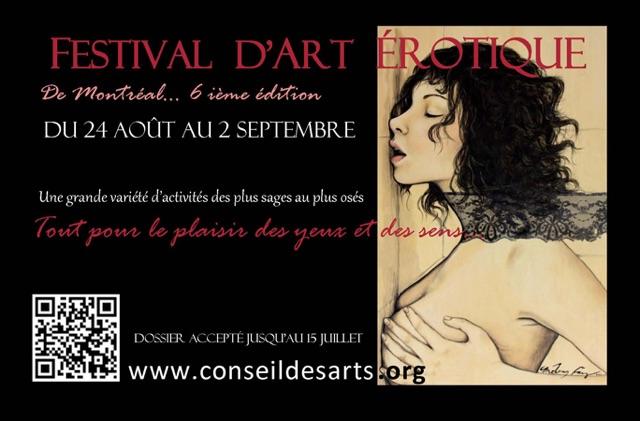 Festival d'Art Erotique