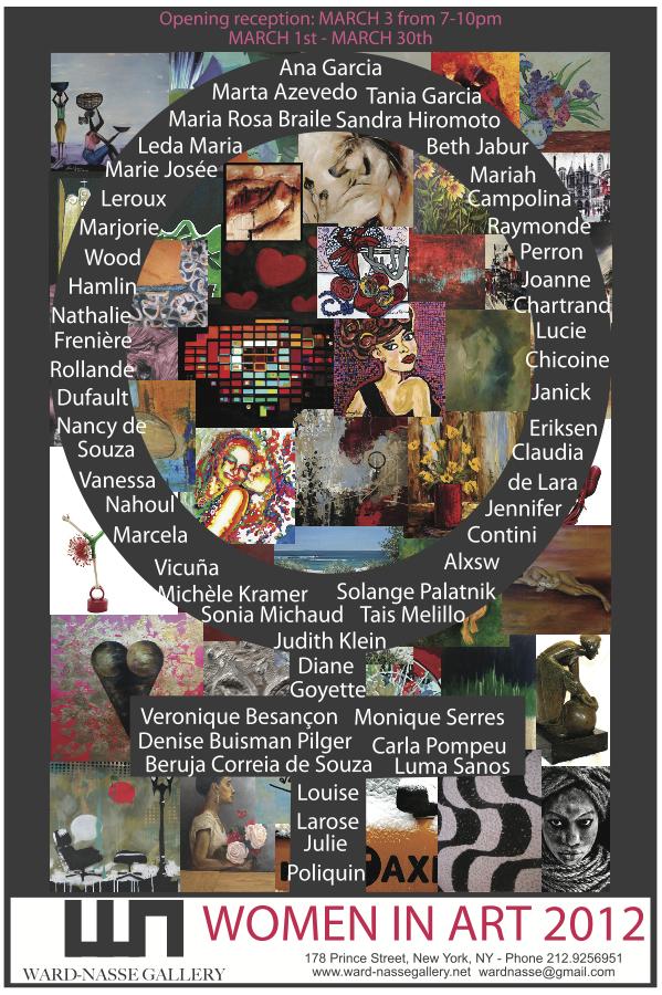 Women in Art 2012