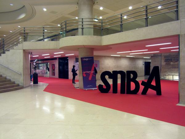 SNBA 2012 Louvre