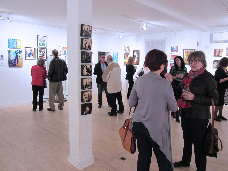 2015 | Salon - Small Works Exhibition