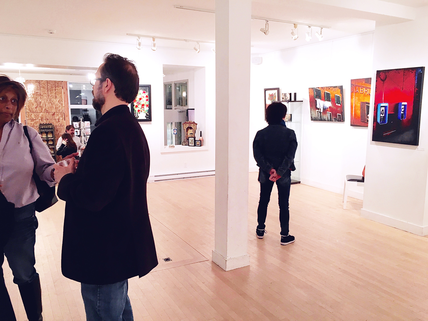 2015 | Featured Artists Exhibition