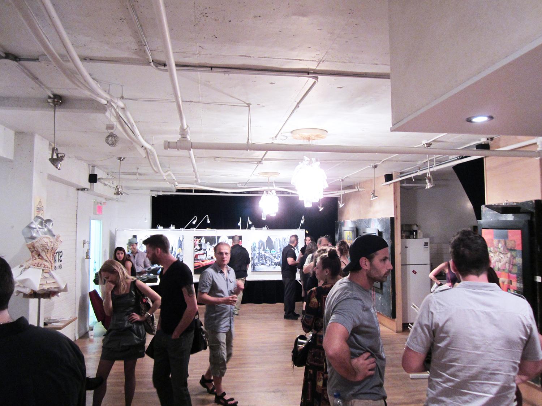 2012 | Festival d'art érotique de Montréal