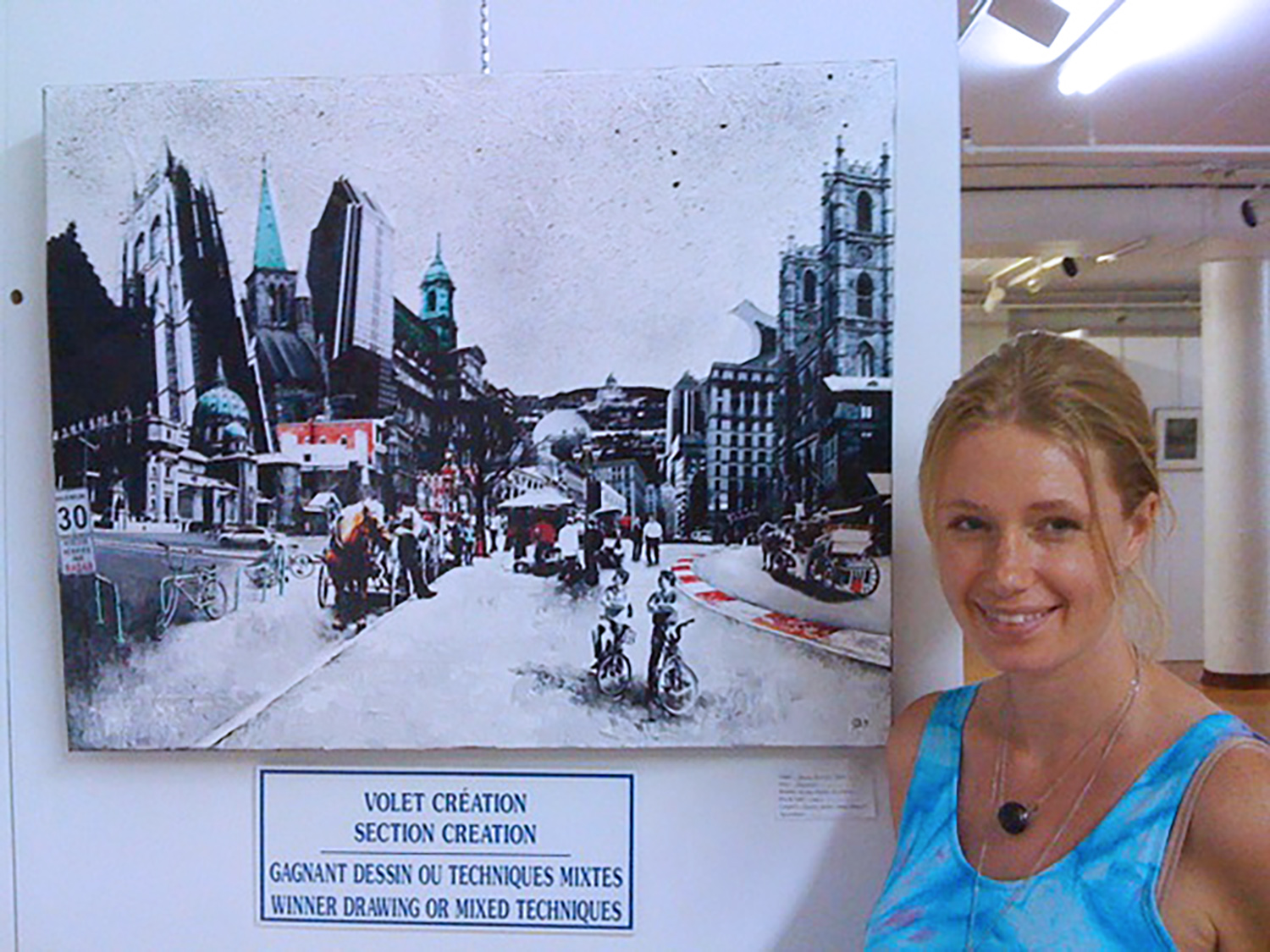 2010 | Pierrefonds/Roxboro Art Contest
