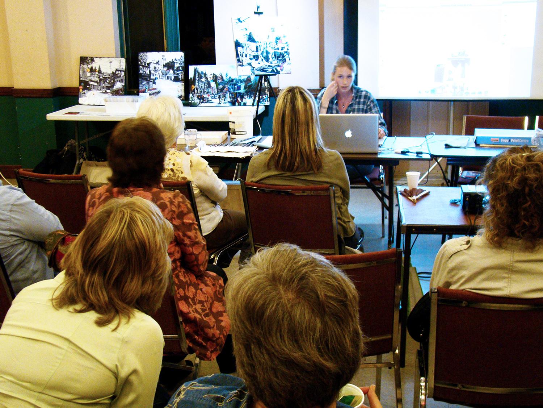 2012 | Artist Presentation