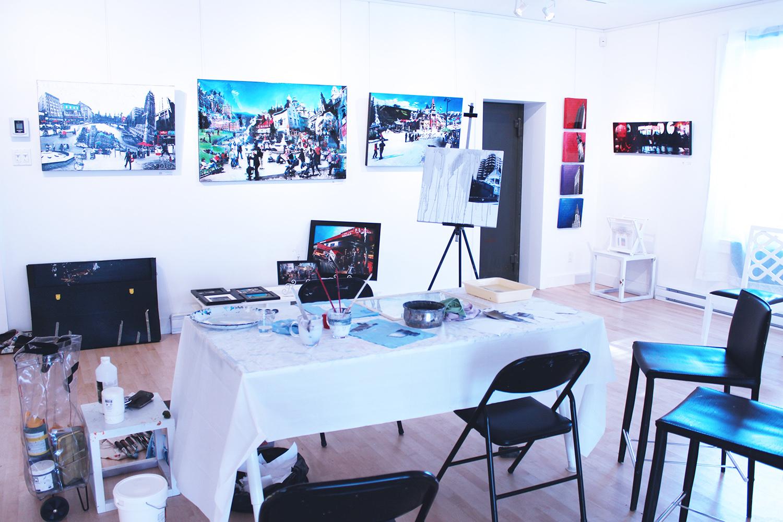 2011 | Artist Demonstration
