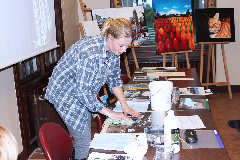 2011 | Artist Presentation