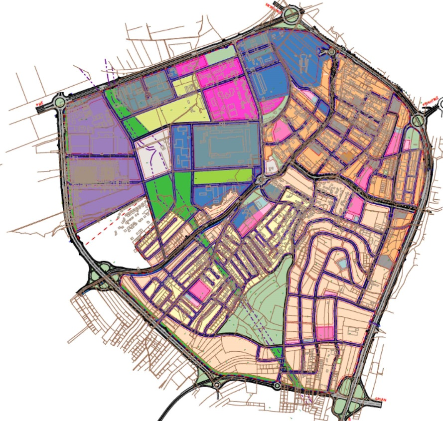 kalabria - Year: 2013Location: Prishtina, KosovoClient: Municipality of PrishtinaUrban Regulatory Plan