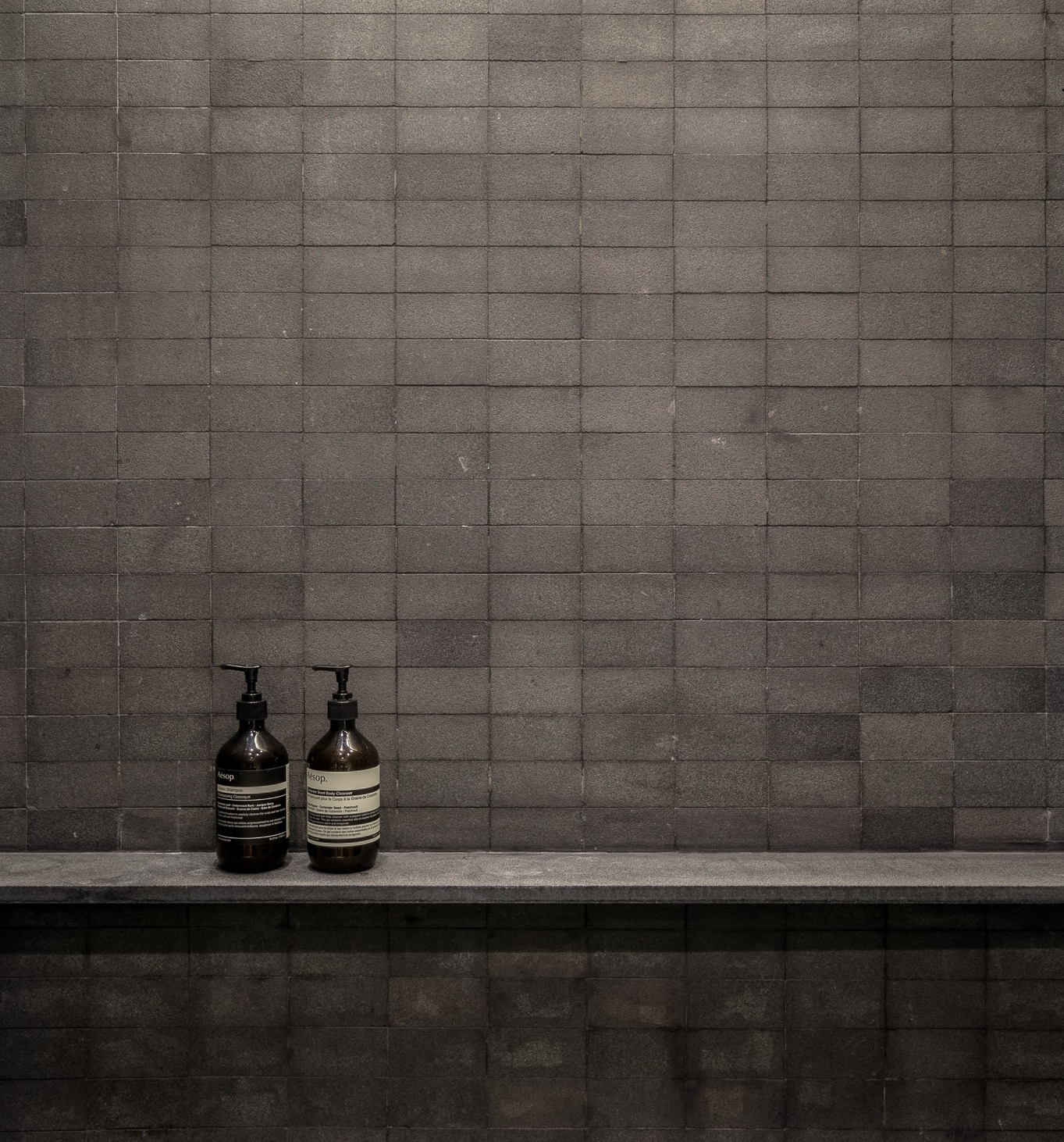 Thonglor residence_shower room
