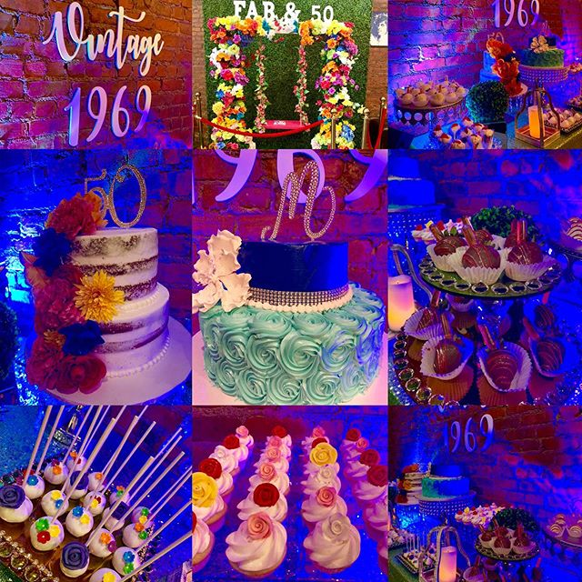 50th Birthday Bash! For Nicola & Michelle, it was beautiful  #50thbirthday @kravenewroc beautiful venue to have an event.